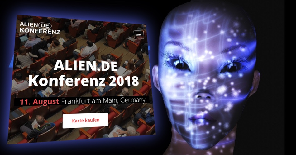 UFO Konferenz 2018